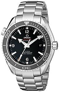 Omega Men's 232.30.46.21.01.001 Seamaster Black Dial Watch image