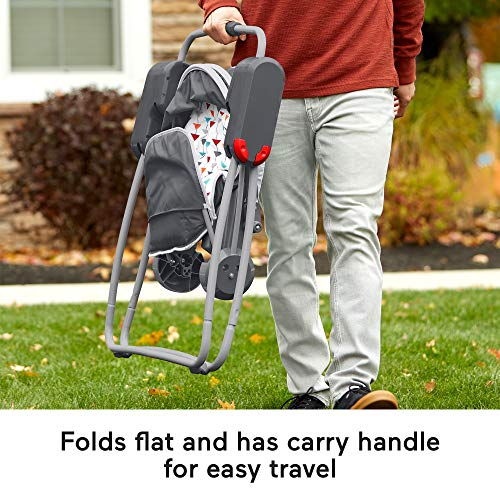 51E2syo oaL 10 Best Portable Baby Swings on the Market 2021 Review