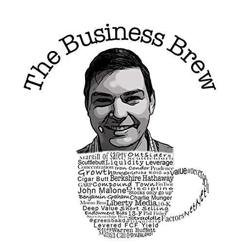 The Business Brew Podcast By Bill Brewster cover art