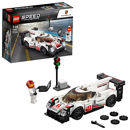 Lego Speed Champions 75887 Konstruktionsspielzeug, Bunt