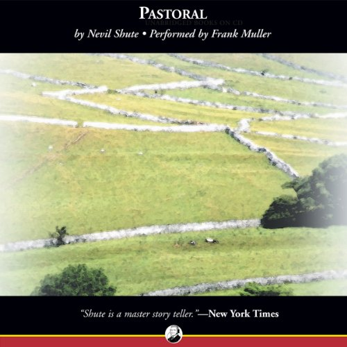 Pastoral audiobook cover art