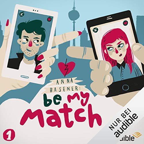 Be My Match audiobook cover art