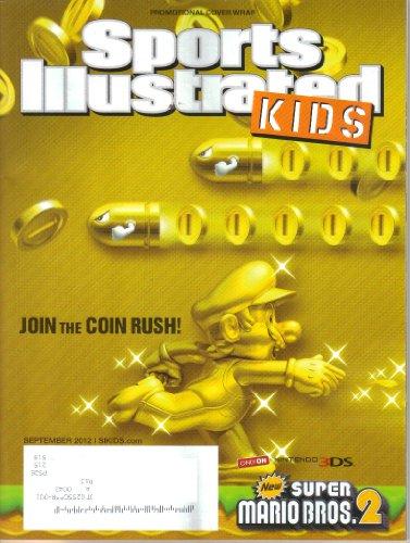 Sports Illustrated Kids Magazine, Vol. 24, No. 8 (September, 2012)