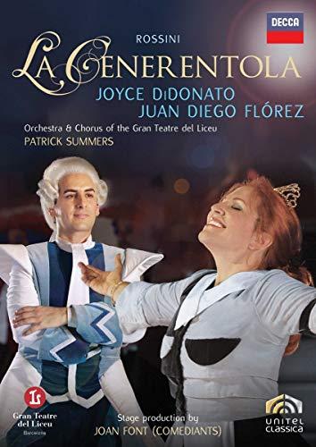 La Cenerentola, opéra de Gioachino Rossini (Gran Teatre de Liceu, Barcelona 2008)