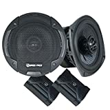 BASSFACE Coaxial Car Speakers