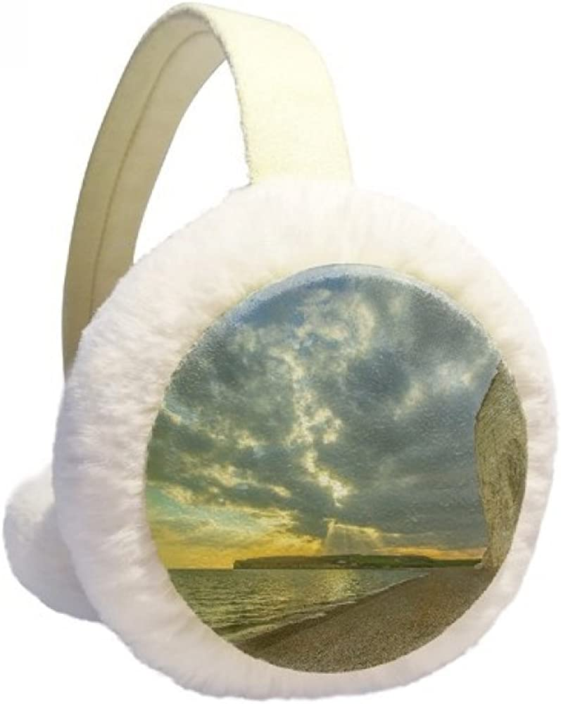 New Special sale item product Ocean Water Sky Cloud Science Nature Winter Ear C Picture Warmer