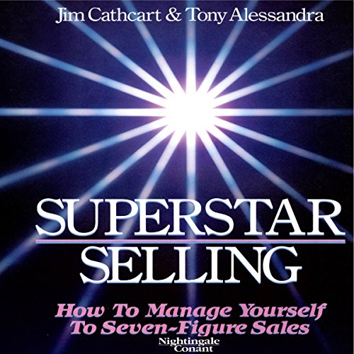 Superstar Selling audiobook cover art