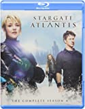 Stargate Atlantis: Season 4 [Blu-ray]