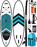Paddle Board Inflatable Paddle Boards for Adults Inflatable Sup Inflatable Stand Up Paddle Board Inflatable Paddle Board Stand-Up Paddleboards 11 Ft