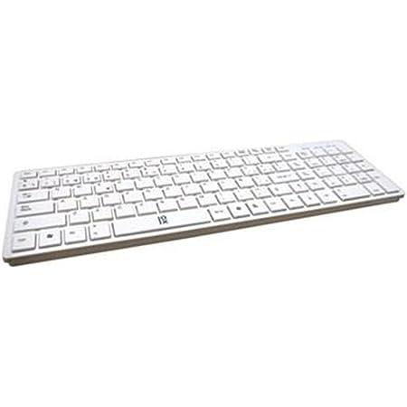 Primux K900W - Teclado, Color Blanco