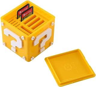 Spelkortshållare för Nintendo Switch, Aolvo 12-i-1 söt spelkortsbox, kompakt förvaringslösning, organisering för upp till ...