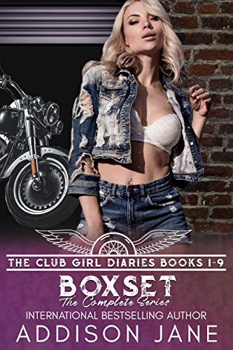The Club Girl Diaries Box Set