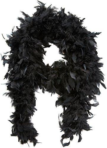 Boa Noir (Longueur 180 cm) - Taille Unique