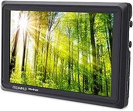 FEELWORLD FW279S 7 Inch Ultra Bright 2200nit DSLR Camera Field Monitor Daylight Viewable High Brightness Full HD 1920x1200 3G SDI 4K HDMI Input Output