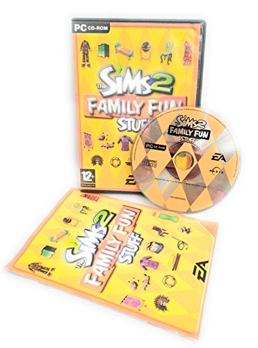 The Sims 2: Family Fun Stuff [Expansion Pack] - PC Windows