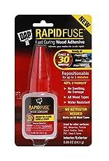 Image of Rapidfuse Wood 85oz. Brand catalog list of DAP.