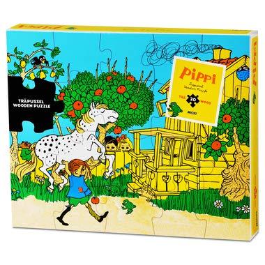 Micki & Friends Pippi 44–3784–00Puzzle