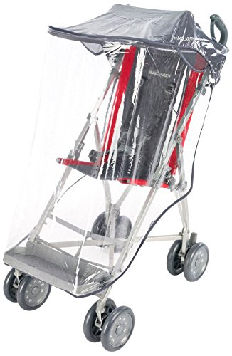 Maclaren Major Raincover- Designed for Special Needs Transport Chair. Protects from rain, Wind and Snow. Easily fits on Maclaren Major Elite