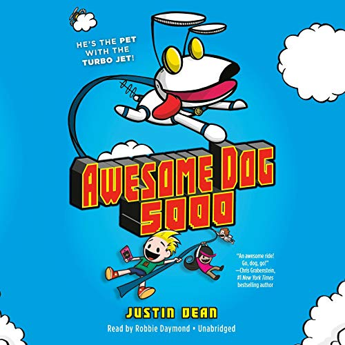 Awesome Dog 5000 (Book 1) cover art