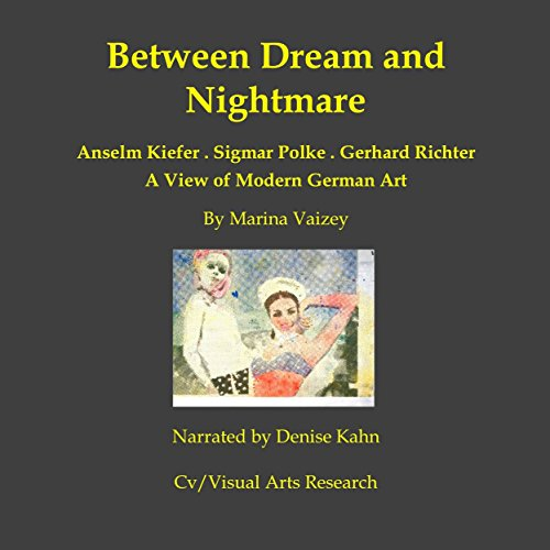 Between Dream and Nightmare audiobook cover art