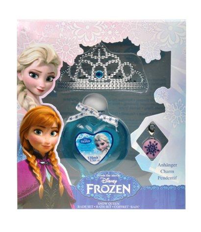 Disney Frozen Die Eiskönigin Bade Set Duschgel plus Diadem