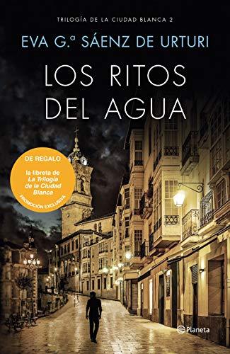 Pack TC Los ritos del agua: Trilogía de La Ciudad Blanca 2: 5 (Autores...