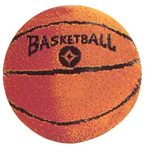 UR MAX BEAUTY - Juego de alfombras de gancho, 40,7 x 40,7 cm, para decoración del hogar, alfombra de baloncesto