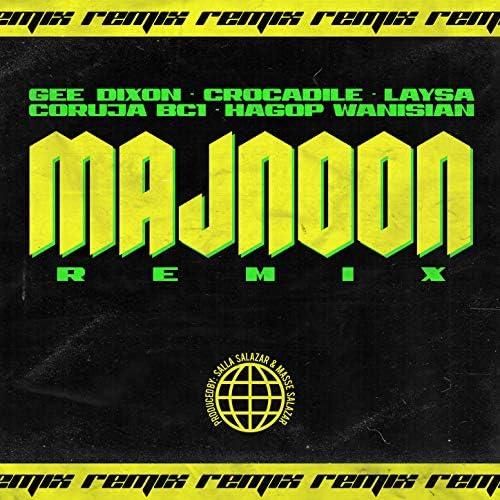 Gee Dixon, Coruja Bc1 & Laysa feat. Crocadile & Hagop Wanisian