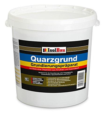 20 kg Quarzgrund Putz Grundierung Putzgrund Haftputzgrund Haftputzgrund
