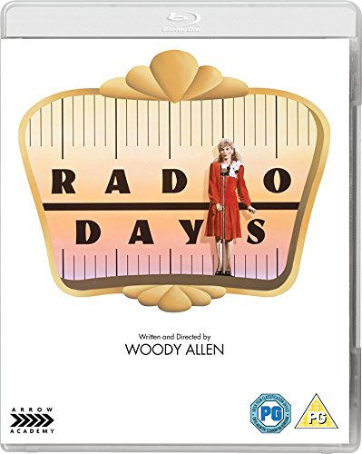 Radio Days [Blu-ray] [UK Import]