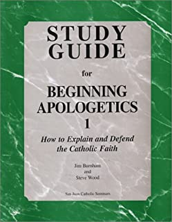 Study Guide for Beginning Apologetics