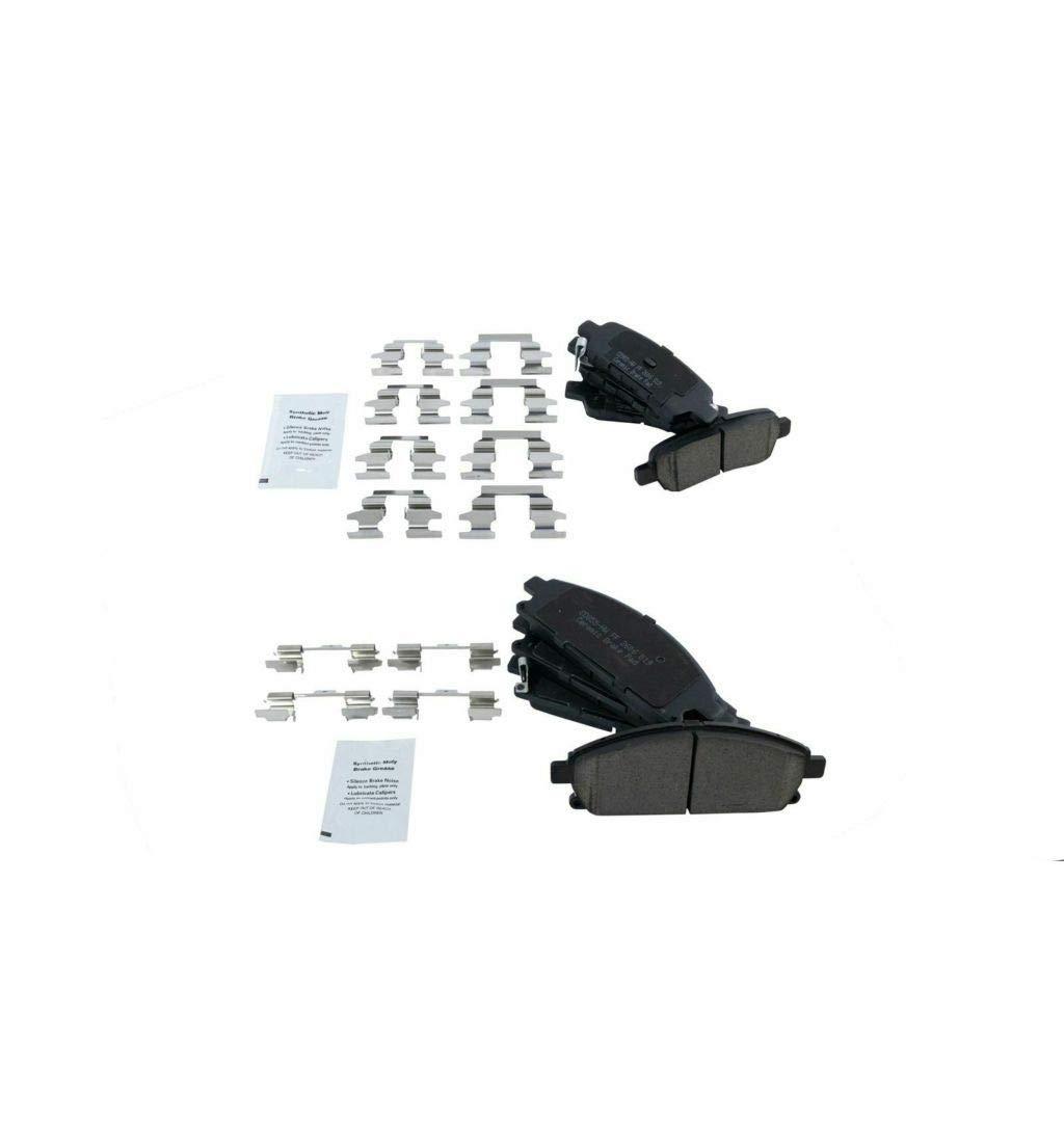 Quality Front Rear Premium Soldering Posi Ceramic for Brake Sale Special Price Pad 04-0 Kit
