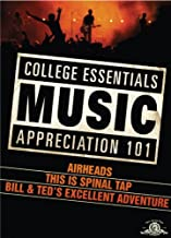 Music Appreciation 101: (Airheads / Bill & Ted's Excellent Adventure / This is Spinal Tap)