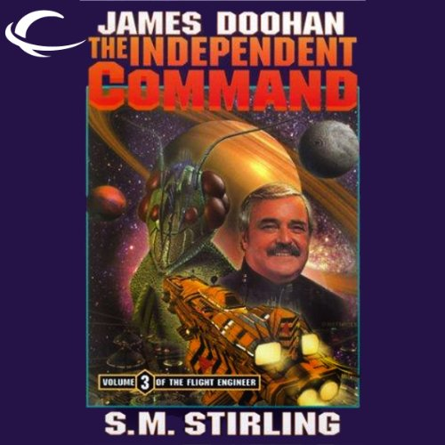 The Independent Command audiobook cover art