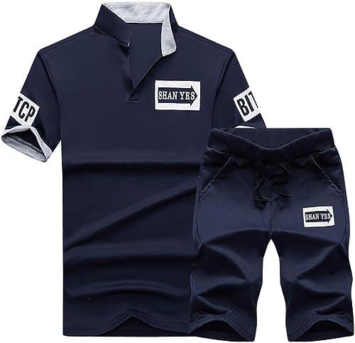 courte Homme et T-Shirt Ensemble de Pyjama