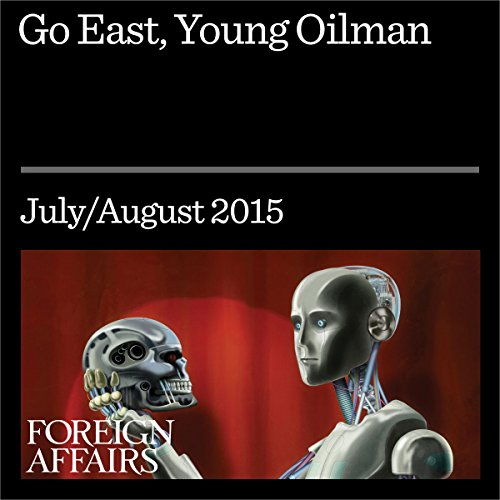 Go East, Young Oilman cover art