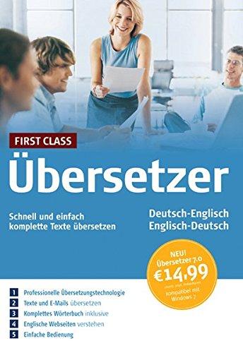 First Class Übersetzer Englisch 7.0