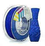 Eolas Prints | Filamento PLA 1.75 | Impresora 3D | Fabricado en España | Apto para uso alimentario y crear juguetes y envases | 1,75mm | 250gr | Azul