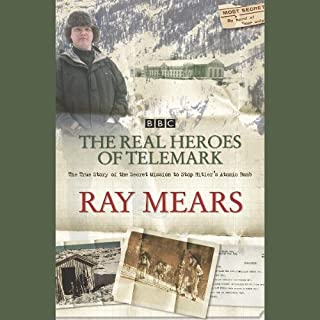 Real Heroes of Telemark cover art
