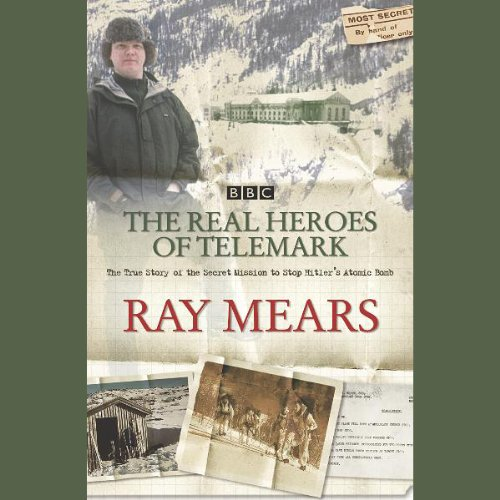 Real Heroes of Telemark audiobook cover art