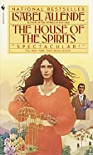 The House of the Spirits by Isabel Allende (August 1, 1986) Mass Market Paperback