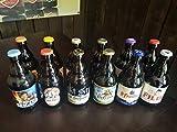 Lot de 12 bières TRIPLE BLONDE BELGES d'exceptions format BOULE