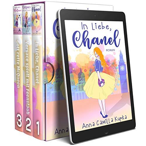 Sophie Vanderbilt - Romane 1-3 : Die humorvollen und warmherzigen Romane als Sammelband (In Liebe, Chanel - Versace spielt mit Feenstaub - Gott rette McQueen)