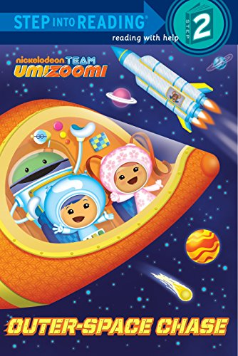 OUTER-SPACE CHASE (Team Umizoomi: Step into Reading, Step 2)