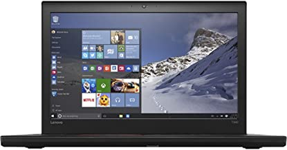"Lenovo ThinkPad T560 Notebook Laptop 15.6"" FHD Display / Intel Core i5-6300U 2.4Ghz / 8GB RAM / 256GB SSD / Windows 10 Pro..."