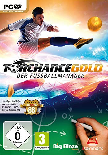 Torchance 2019 Gold Edition - Der Fussball Manager