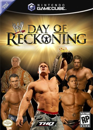 WWE Day of Reckoning (GameCube) [video game]