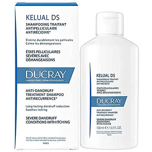 Pierre Fabre Ducray Kelual DS- Anti-Schuppen Shampoo - 100 ml, transparent