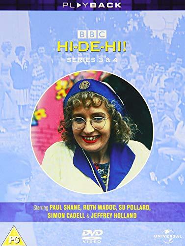Hi De Hi!: Series 3 And 4
