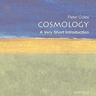 Cosmology cover art